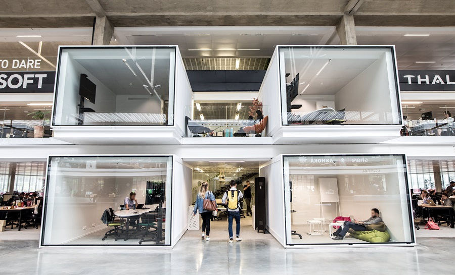 Station F, le plus grand campus de start up au monde